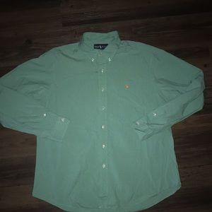 🍂Ralph Lauren Button down shirt